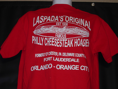 laspadas back t-shirt