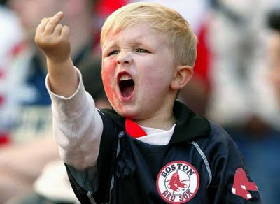 F*ck Every Last One of You Yankee Fans!!