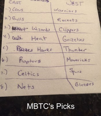 MBTC NBA picks