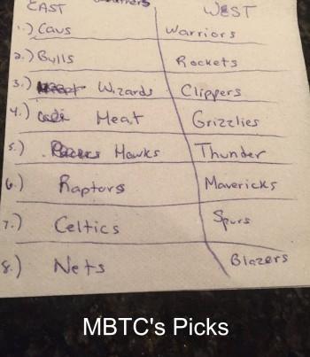 MBTC NBA picks